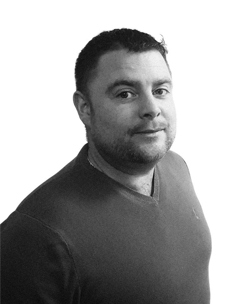 John Kearney, Haulage & Aggregates Manager