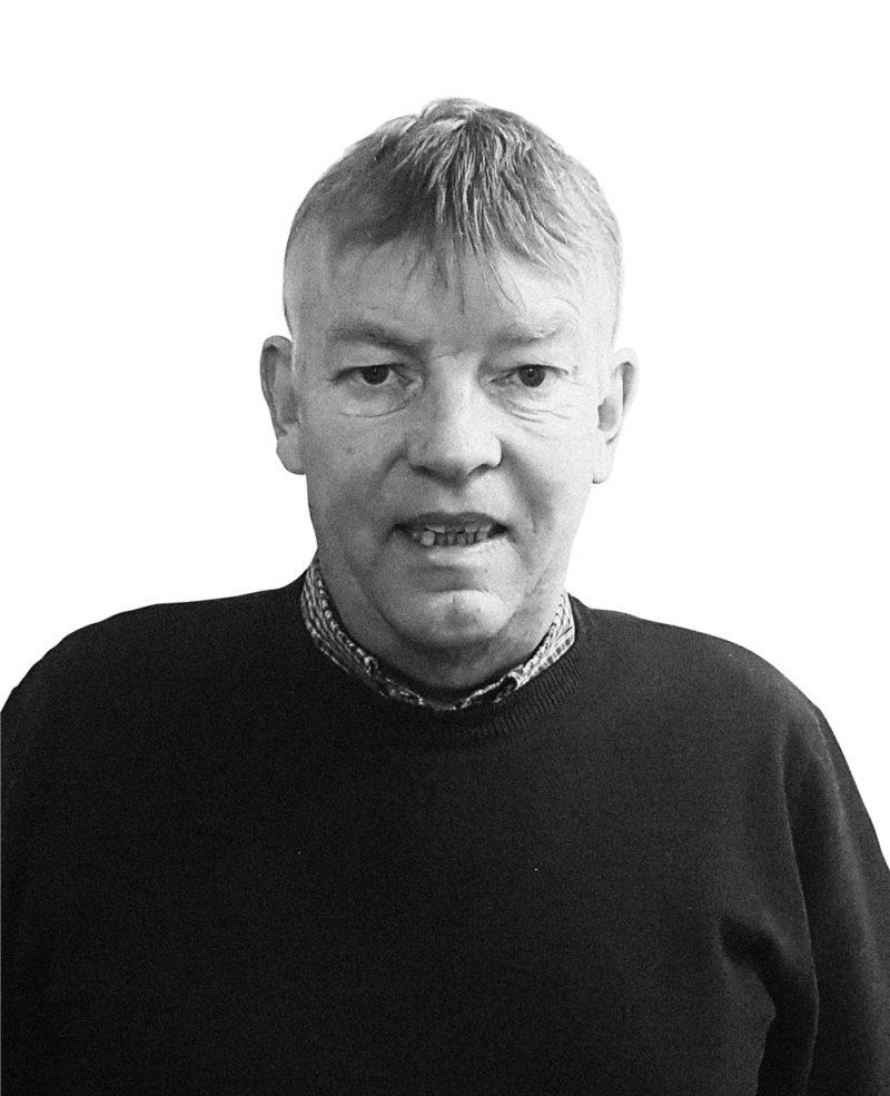 Kevin Feeney, Haulage & Plant Manager